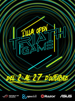 L'illa Open Triath Game