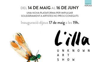 Exposició:L'illa Unknown Art Show
